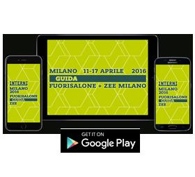 Guida FuoriSalone Android