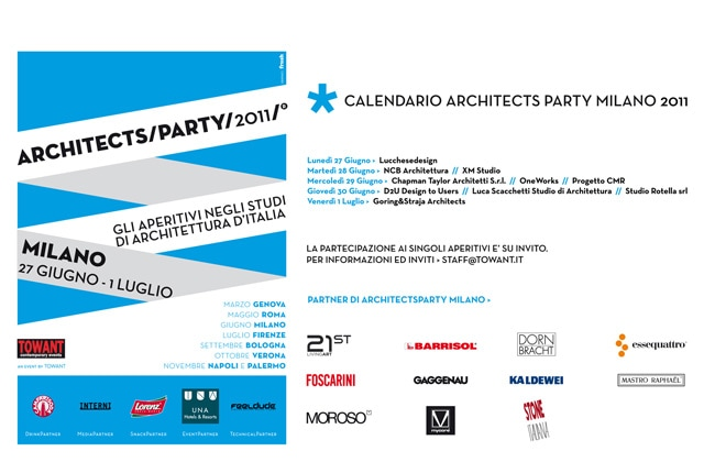 ArchitectsParty/Milano