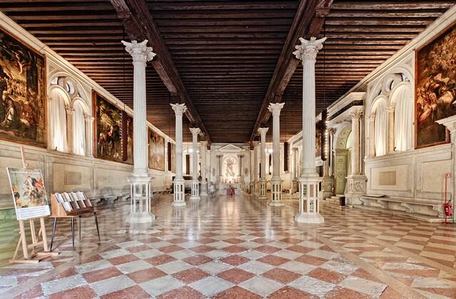 Osram illumina il tintoretto a venezia interni magazine for Scuola arredatore d interni