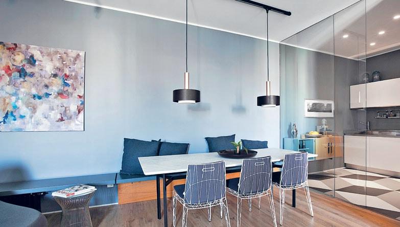 Cucina Con Tavolo E Panca: Cucina con tavolo e panca angolo sedie ...