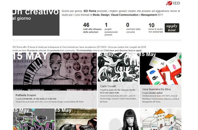 Ied roma 10 borse di studio per studiare il design interni magazine - Studiare interior design ...