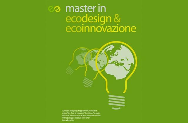 Nuovo Bando Master Eco-design & Eco-innovazione – edizione 2011-2012