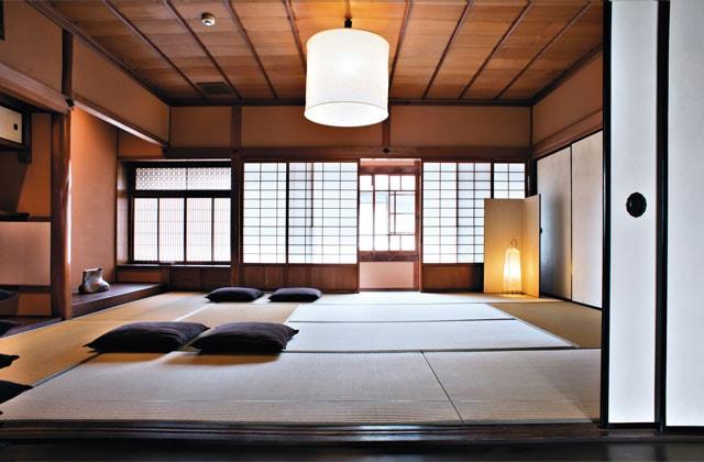 Sasayama osaka l antico e il futuro interni magazine for Case giapponesi antiche