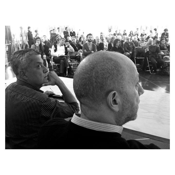 Germàn Fuenmayor e Francesco Fresa, ph Efrem Raimondi.