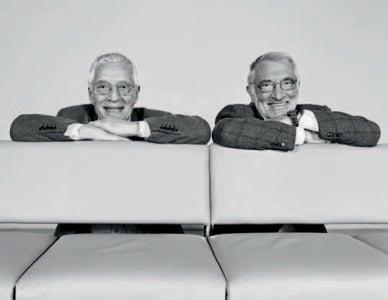 Alessandro and Francesco Mendini