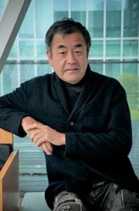Kengo Kuma ph. Pey Inada