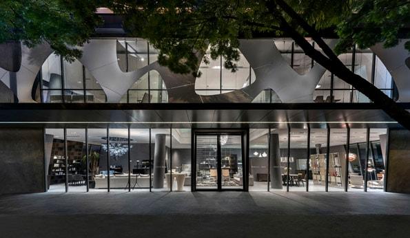 Molteni&C, Dada e Armani/Dada a Singapore