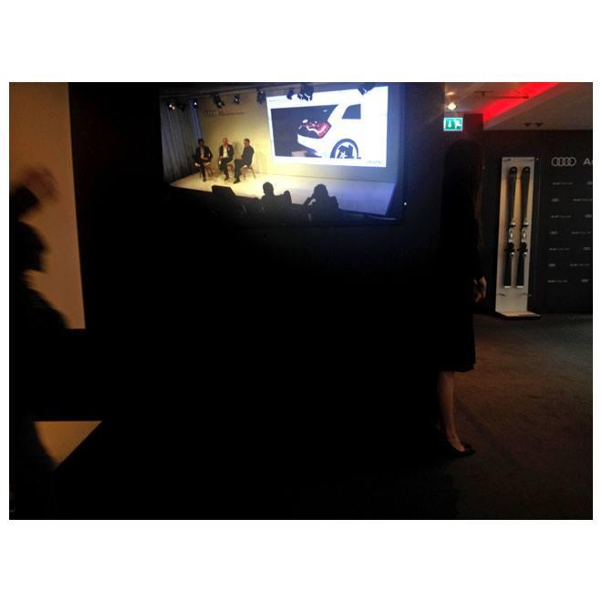 Università degli Studi di Milano  Energy for Creativity by Interni  Audi City Lab  From design to transversality of light design