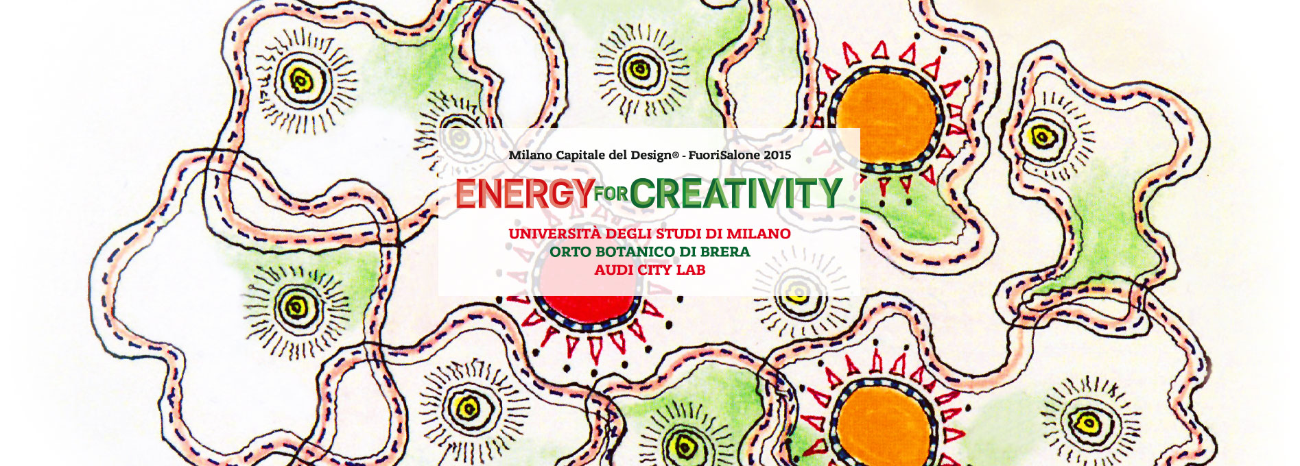 FuoriSalone 2015 <br/>ENERGY FOR CREATIVITY<br/>an event by INTERNI