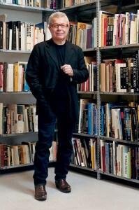 Daniel Libeskind ph. Stefan Ruiz