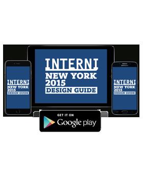 Agenda interni magazine for App design interni