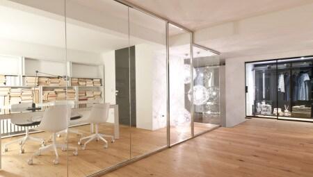 Showroom ALBED piano interrato 2