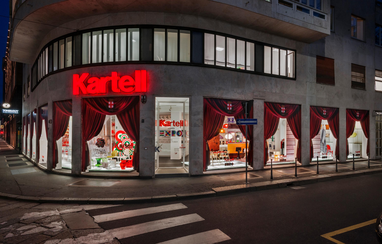 Il design Made in Milano di Kartell