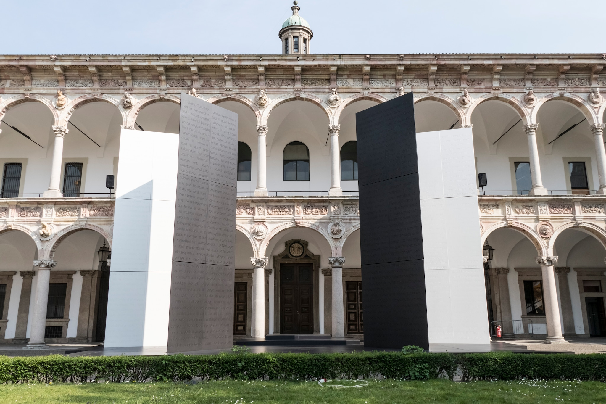 In Mostra. Le Architetture