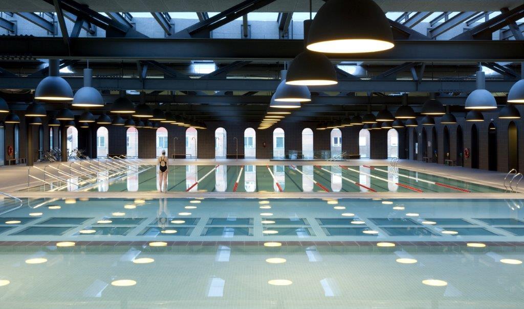Le vasche di Piscine Castiglione per i Giochi Olimpici 2016 di Rio de Janeiro
