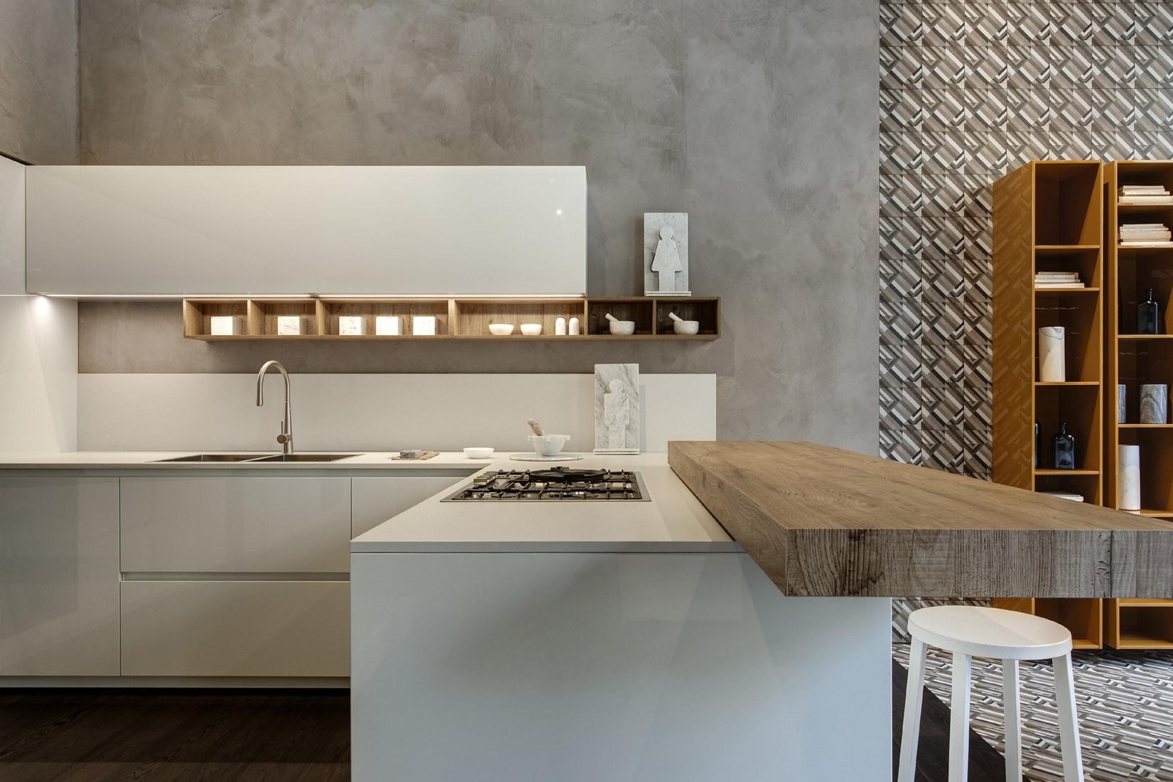Il nuovo spazio ernestomeda a milano interni magazine for Arredamenti a milano