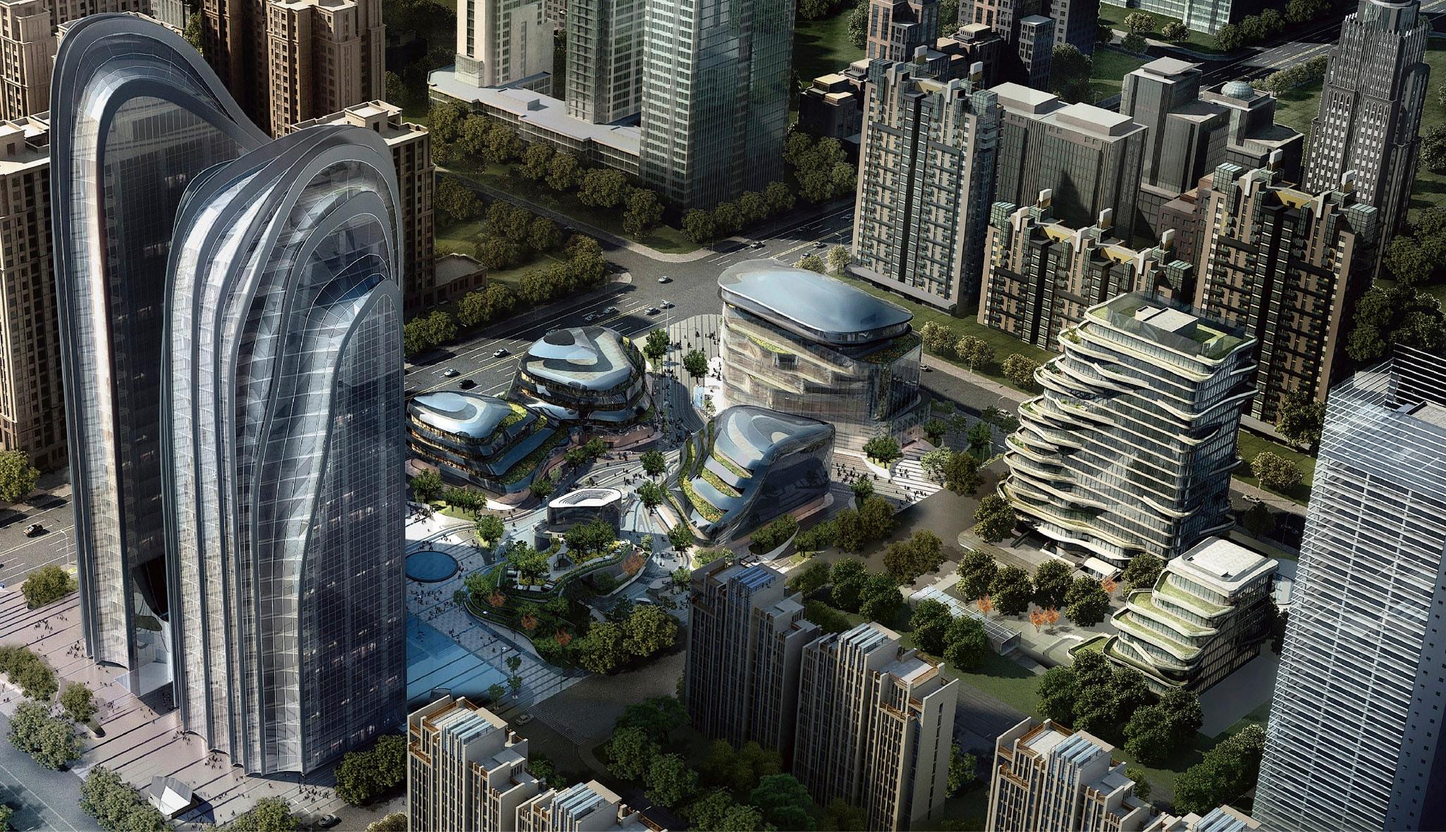 Il Gruppo Armani per il progetto Smart Hero-Central Park Plaza Residences a Pechino