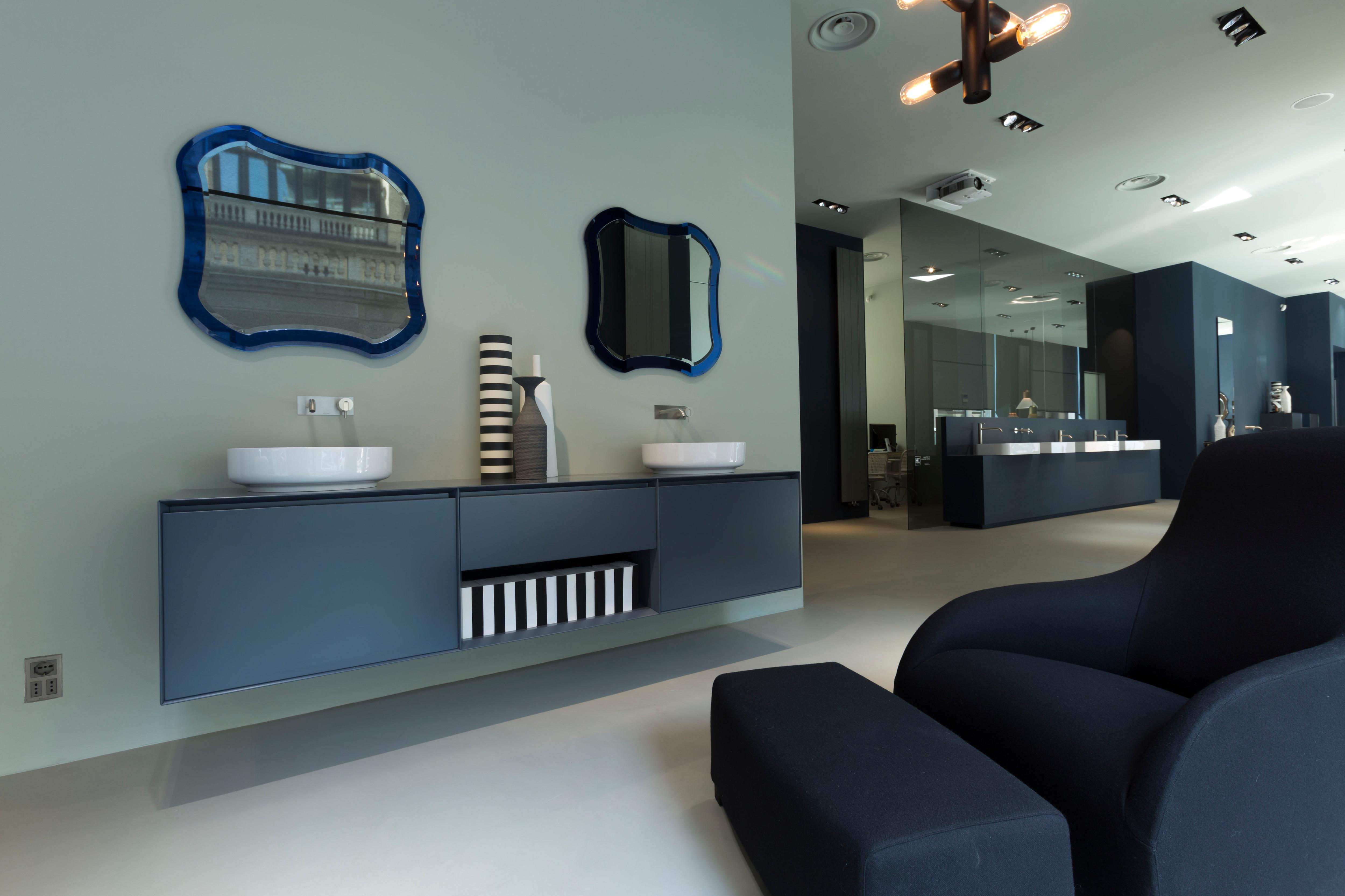 Restyling dello spazio milanese di antoniolupi - Interni Magazine