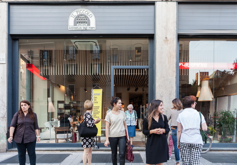Interni. Design meets Food, Milano meets the World. Flexform, 17 giugno