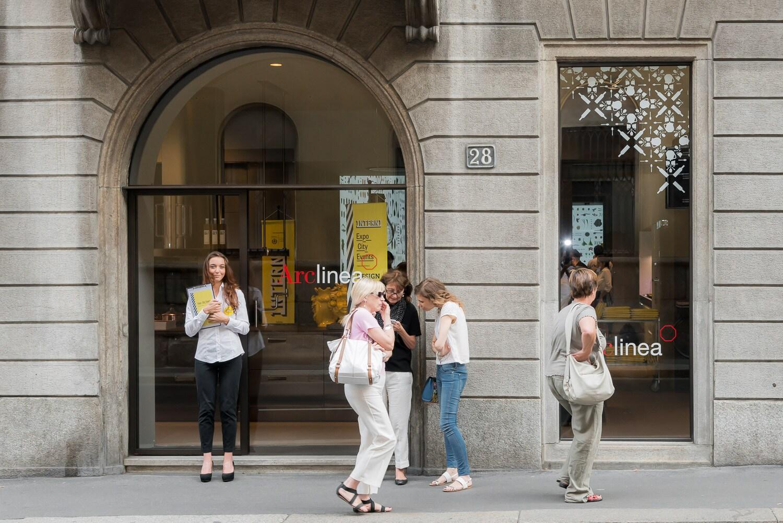 Interni. Design meets Food, Milano meets the World. Arclinea, 22 giugno