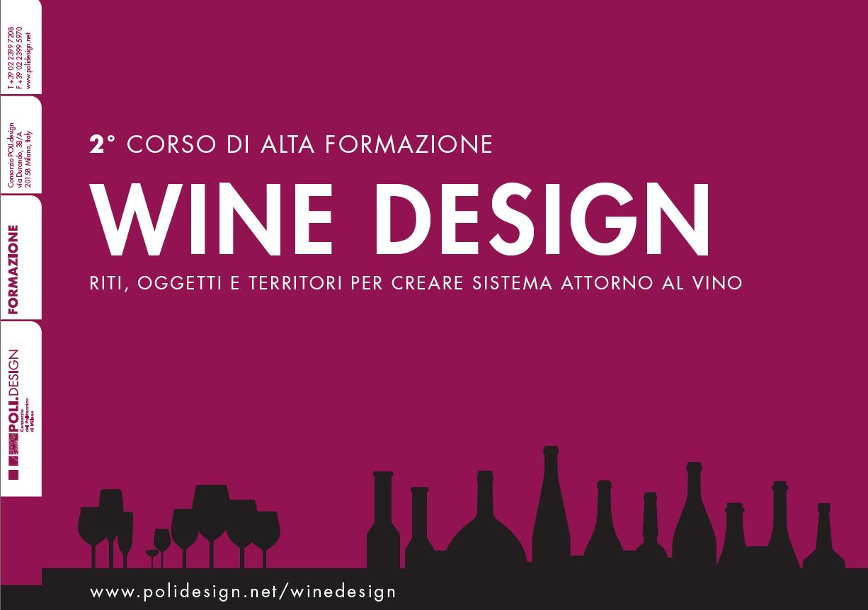 Corso di alta formazione in wine design interni magazine for Corso di design di interni