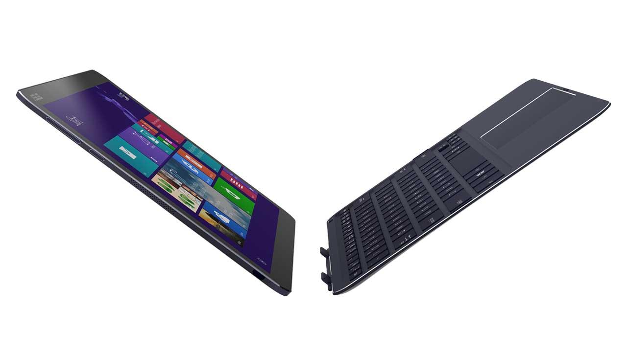 Transformer Book Chi di Asus, da potente notebook a tablet ultra sottile e ultra leggero in un istante