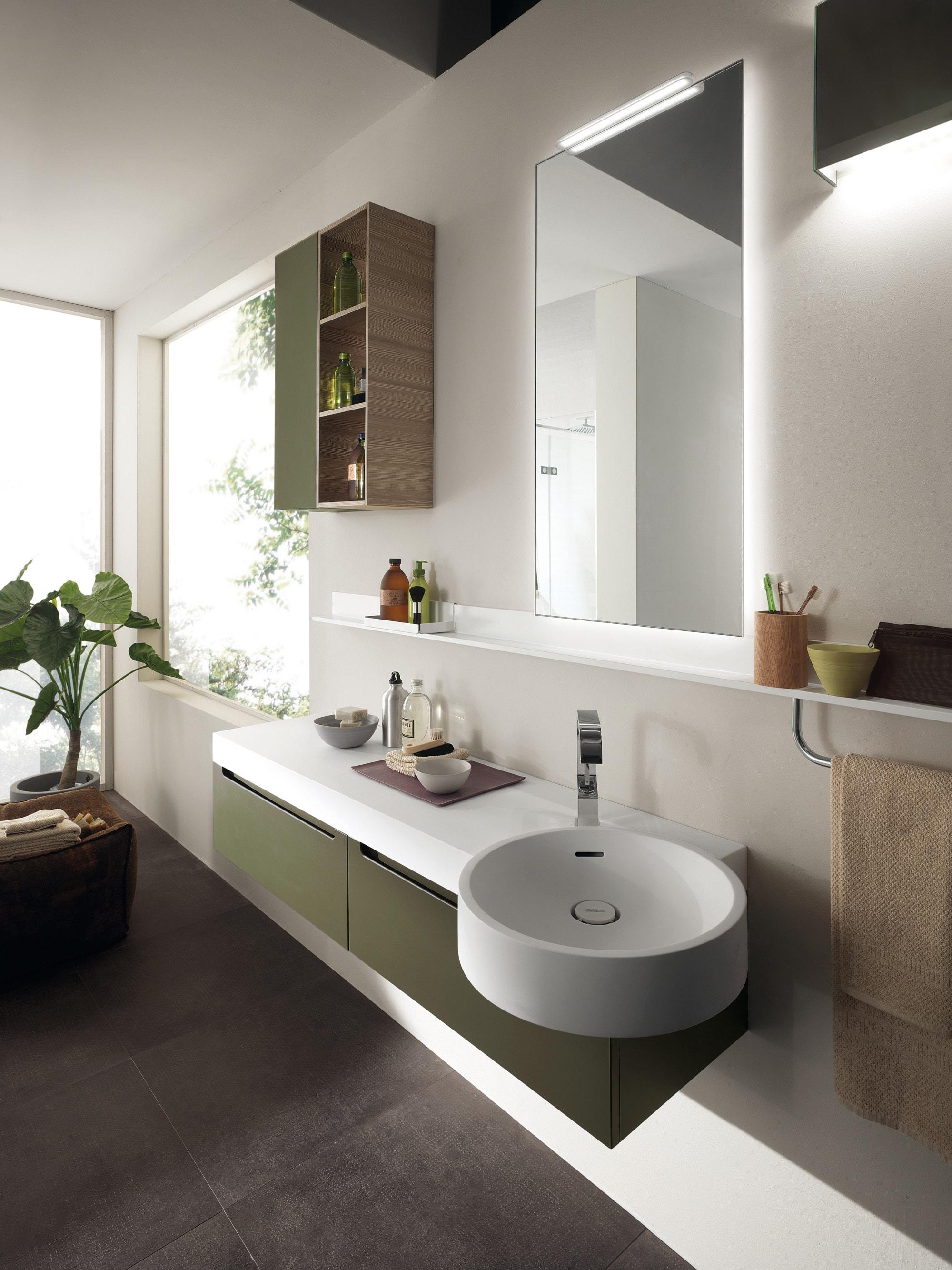 L\'archetipo di un nuovo modo di progettare e arredare il bagno ...