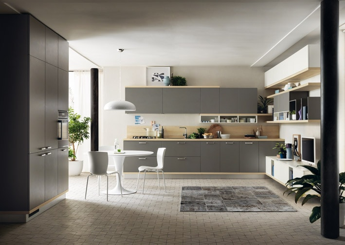 Awesome Cucina A Scomparsa Scavolini Ideas - Design & Ideas 2017 ...