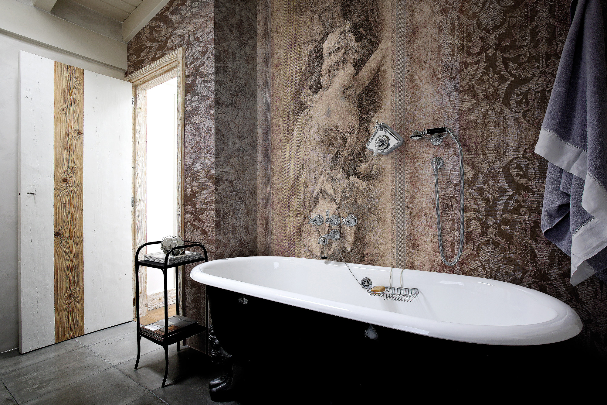 Vasca Da Bagno Zampe Di Leone : Inside home u2013 interni magazine