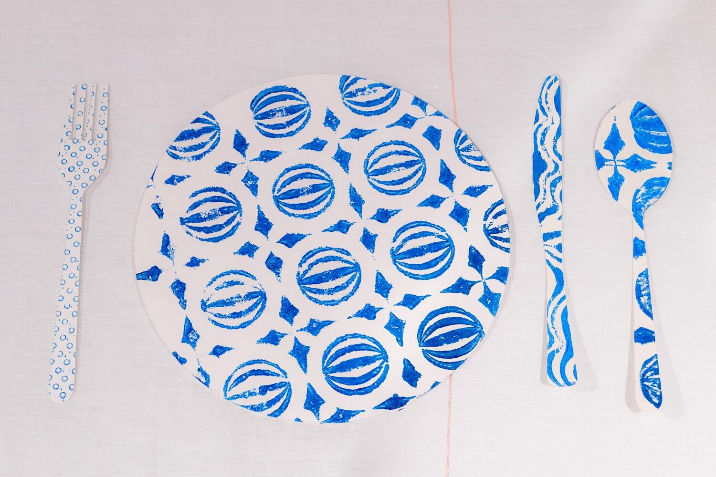 Interni. Stile&Stili. A Tavola / Nutrirsi con il Design. Zucchi Bassetti Store, 6 ottobre