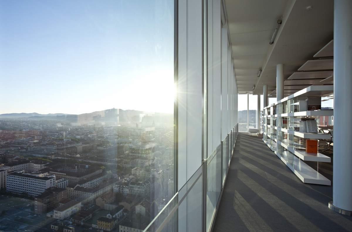 Lago progetta il nuovo Centro per l'Innovazione di Intesa Sanpaolo a Torino