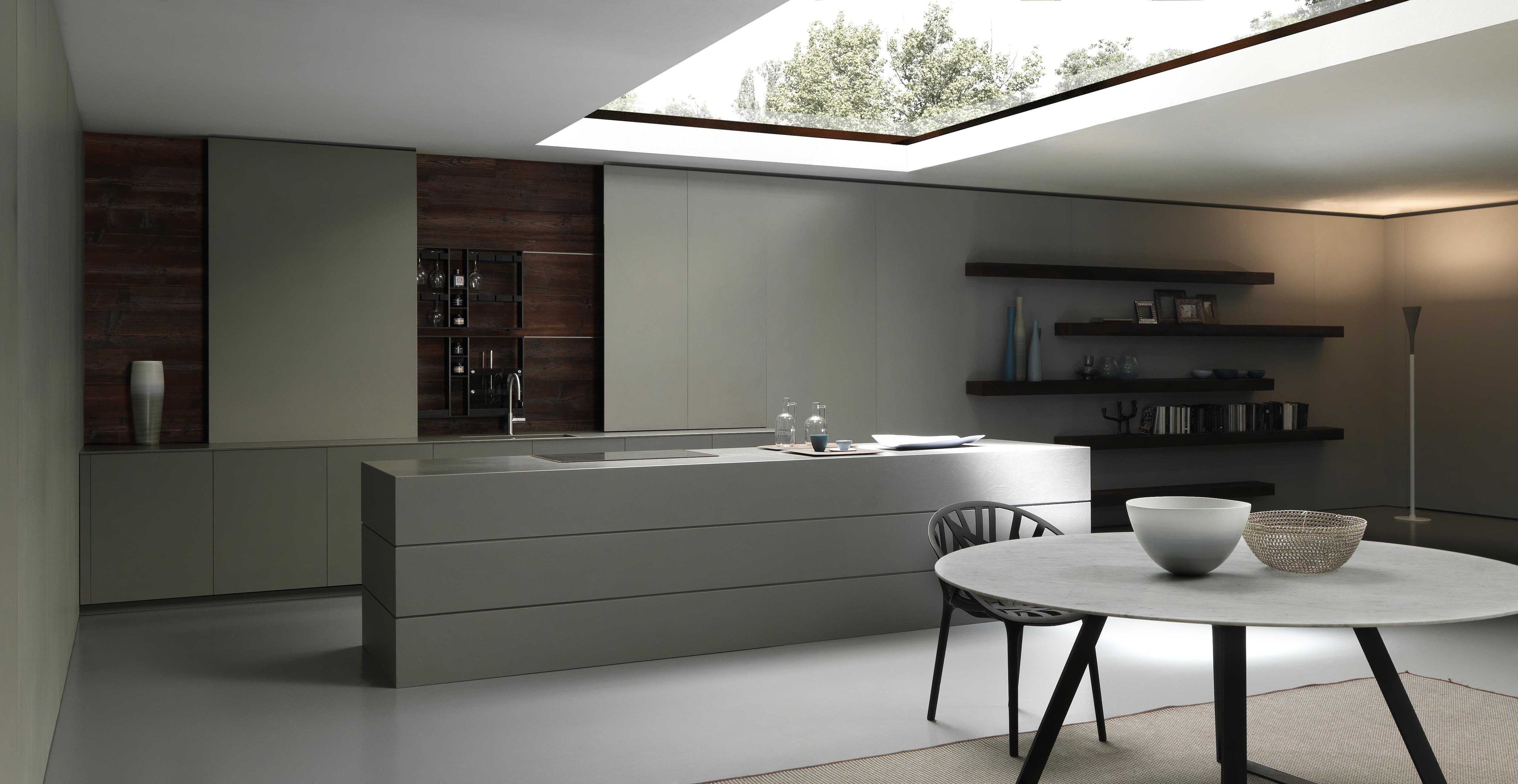 Lapade da soffitto - Cucine con soggiorno ...