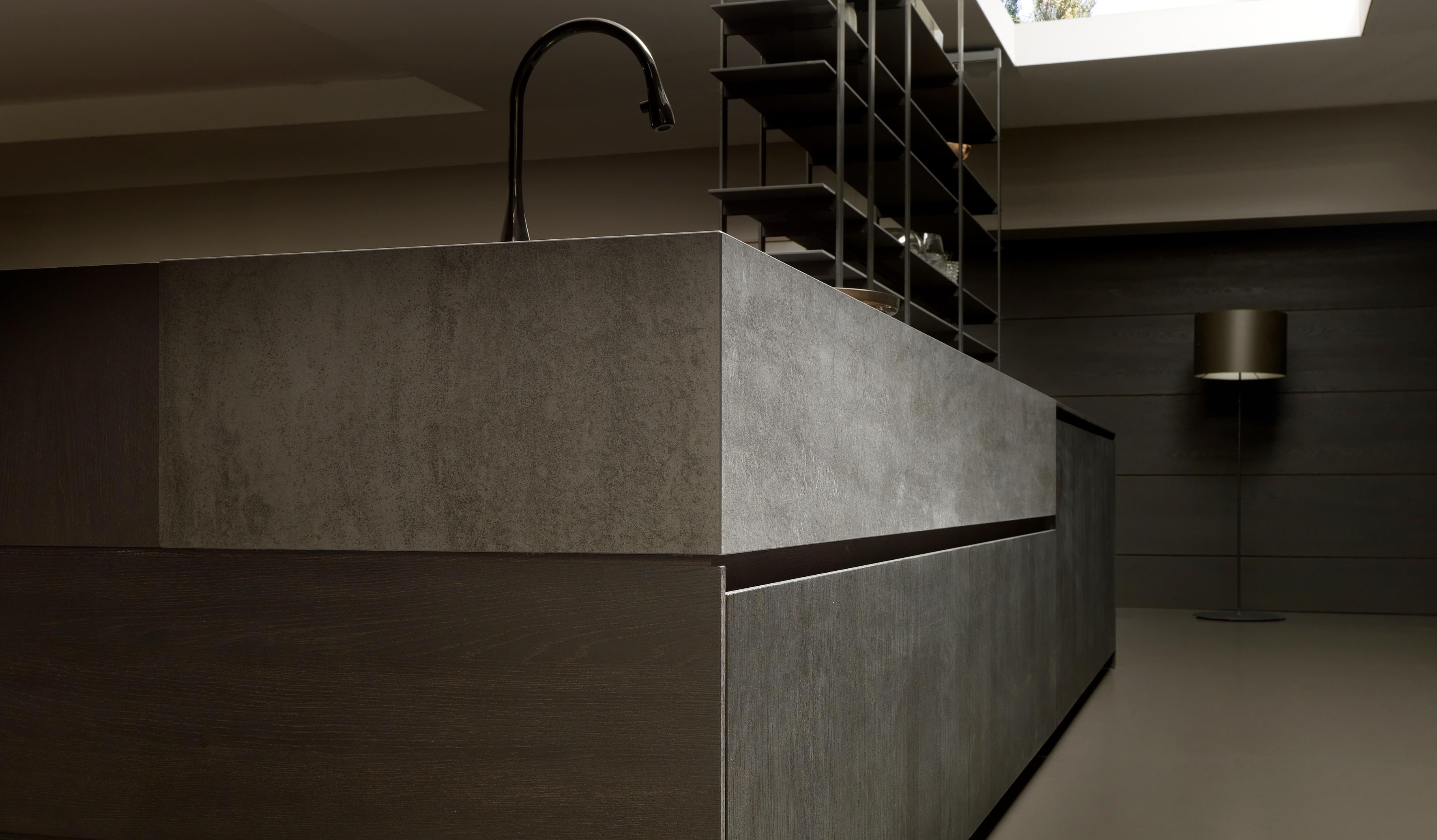 La rivoluzione progettuale in cucina interni magazine - Top della cucina ...