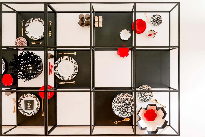 Interni. Stile&Stili. A tavola / Nutrirsi con il design. Meridiani, 29 ottobre