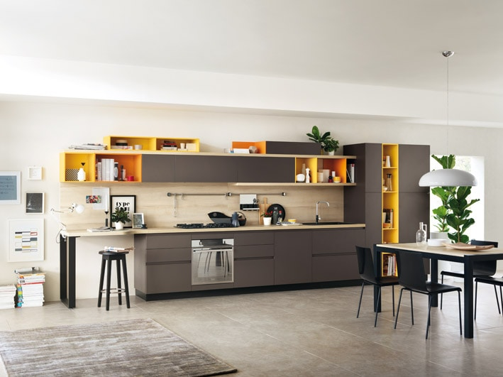 Awesome Cucina Baltimora Scavolini Prezzo Images - Home Ideas ...
