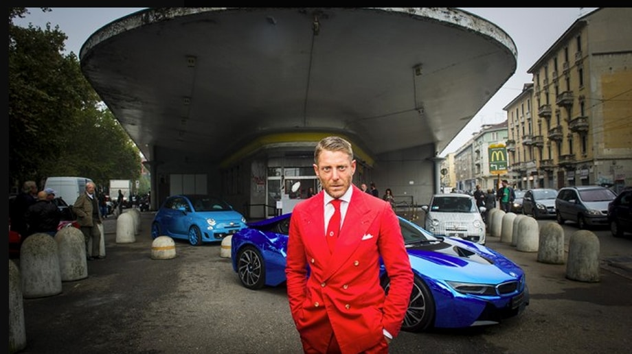 Lapo Elkann e Garage Italia Customs presentano la nuova sede milanese