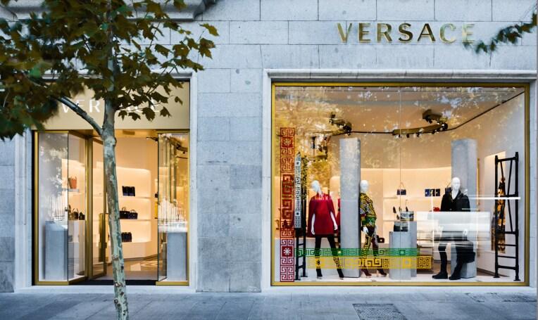 Versace a Madrid