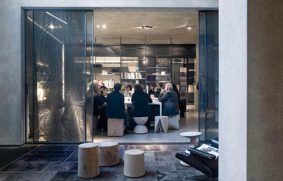 Rimadesio ospita i corsi per architetti della john peter for Architetti per interni