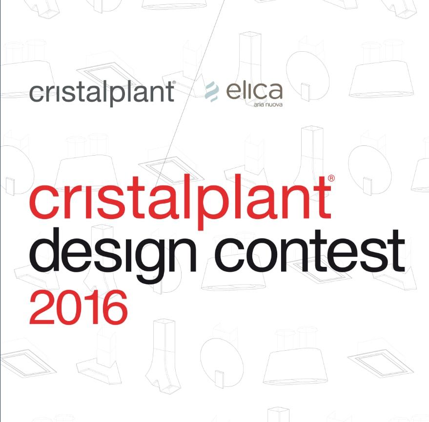 Parte il Cristalplant Design Contest 2016