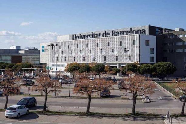 DuPont™ Corian® per il Campus universitario di Bellvitge (Barcellona)