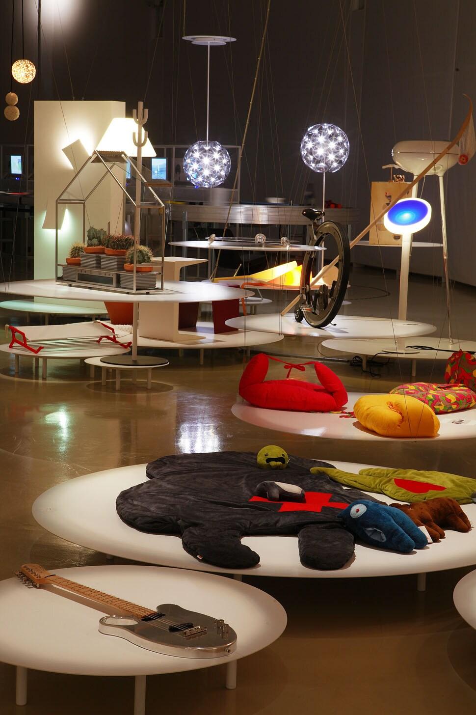 Arte e design al museo kartell interni magazine for Designer d interni famosi