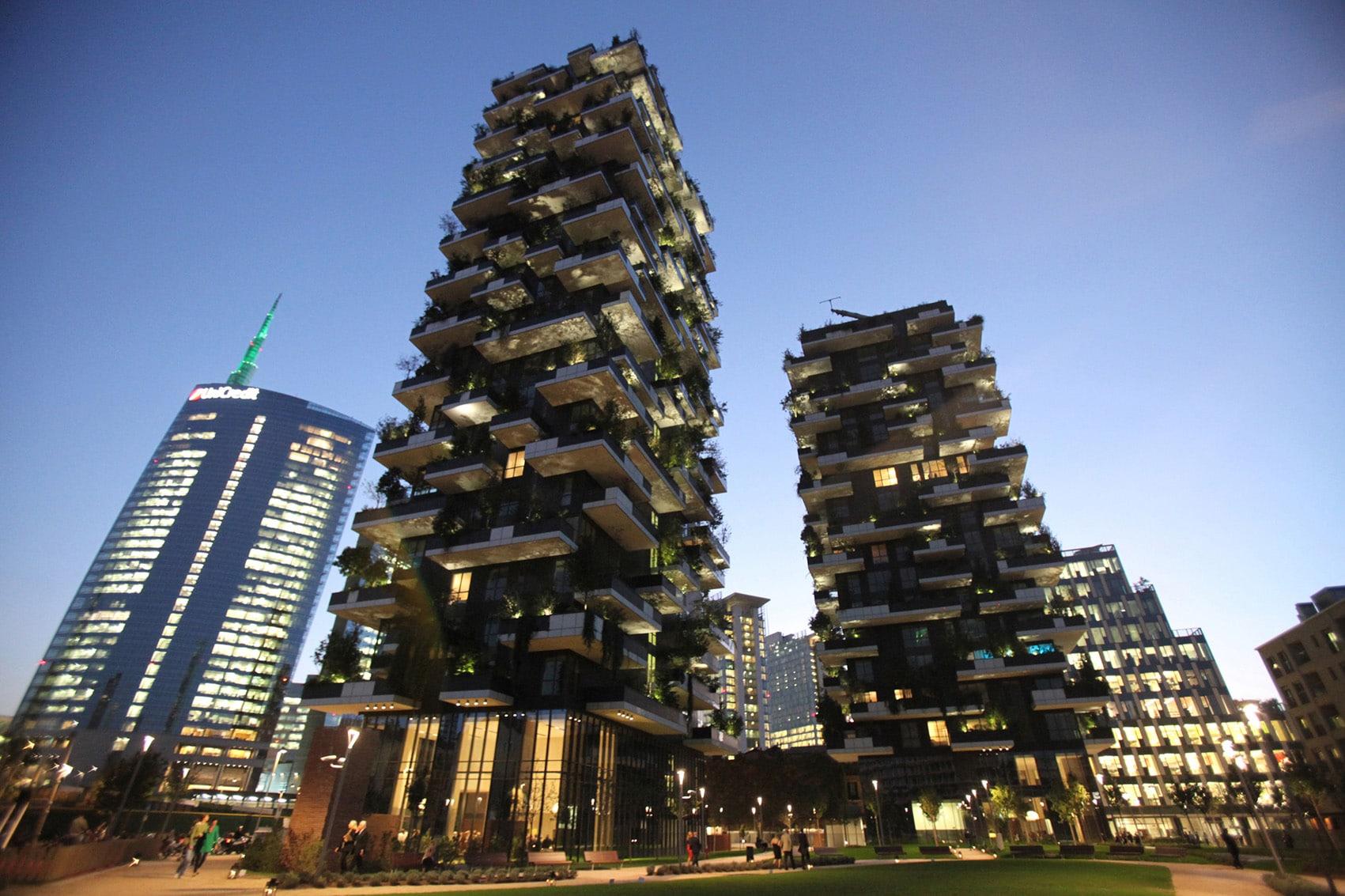 Vimar sul grattacielo più bello del mondo