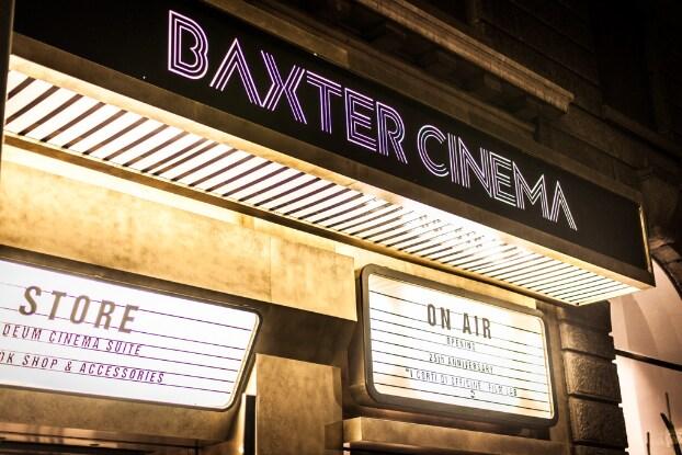 Baxter Cinema a Milano