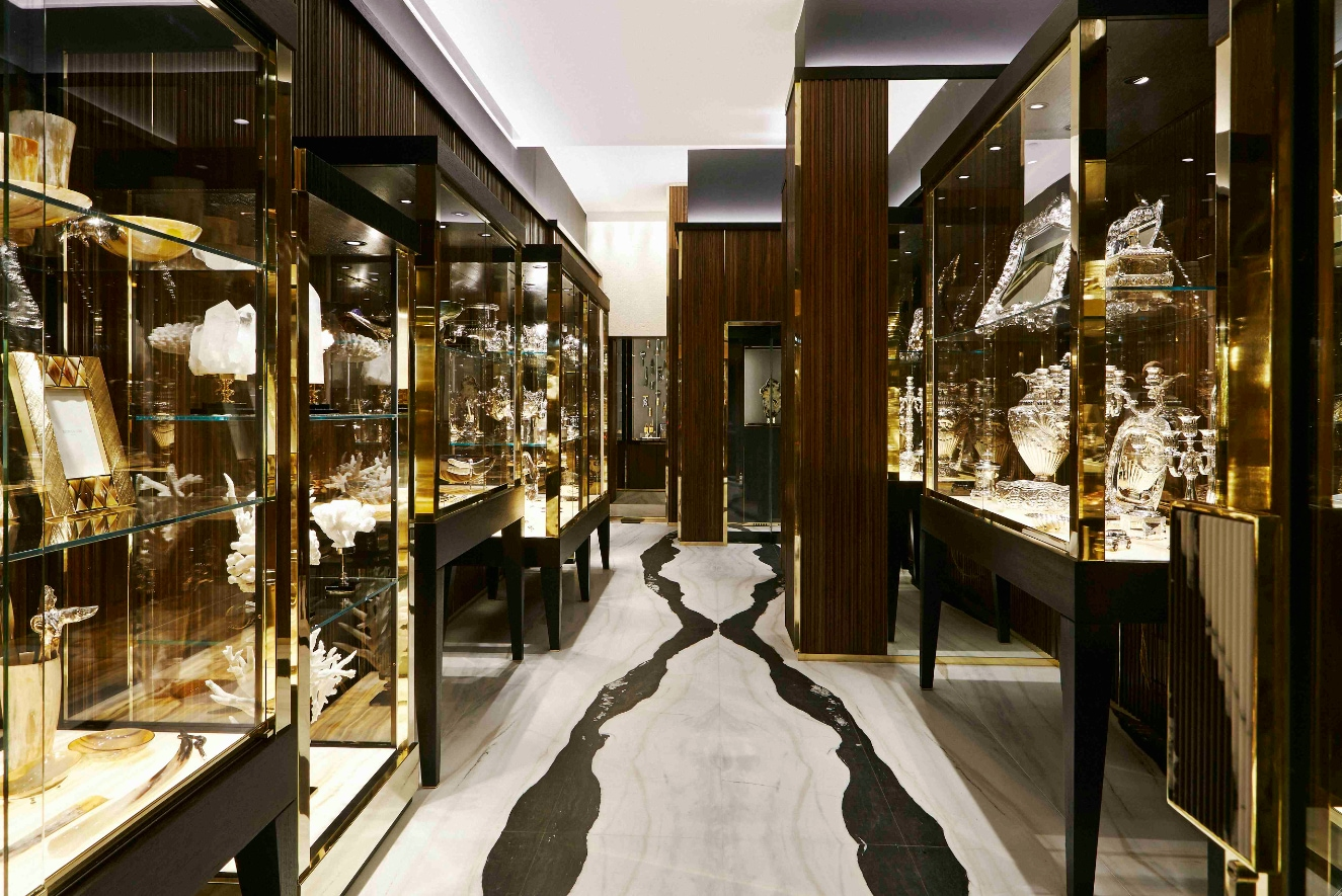 Nuova boutique Bernasconi a Milano