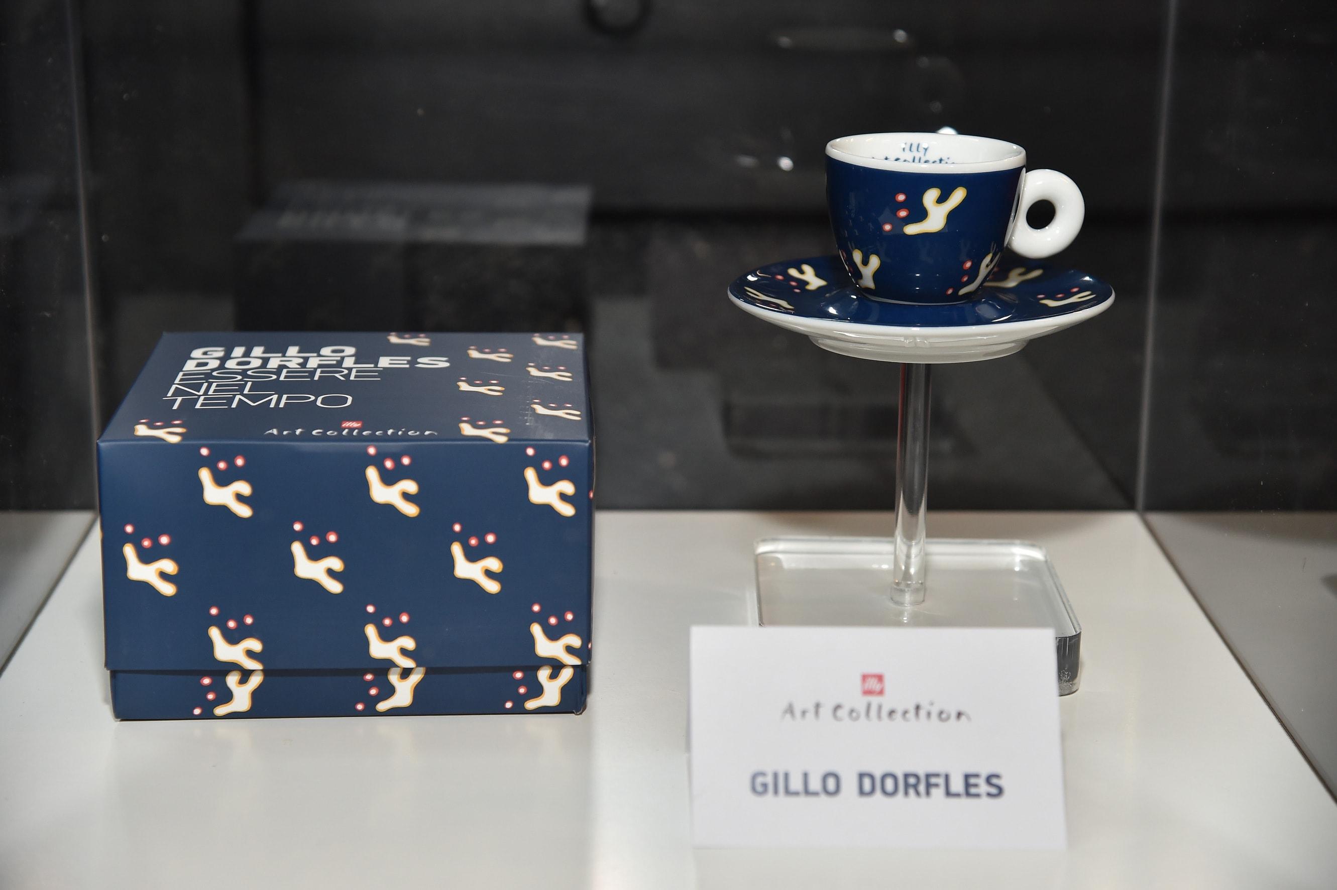La nuova illy Art Collection firmata da Gillo Dorfles