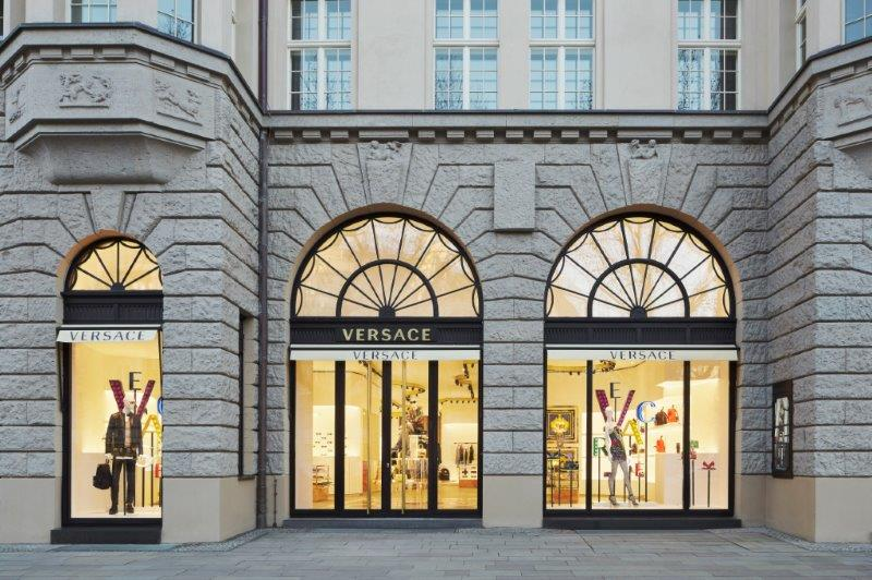 Versace a Berlino