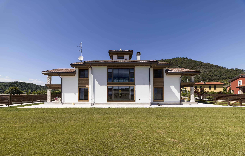 rubner haus firma la prima architettura vedica in italia. Black Bedroom Furniture Sets. Home Design Ideas