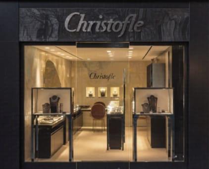 I gioielli Christofle nel cuore della Rive Gauche