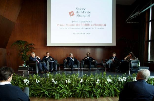 Presentata la prima edizione del salone del mobile for Salone mobile shanghai