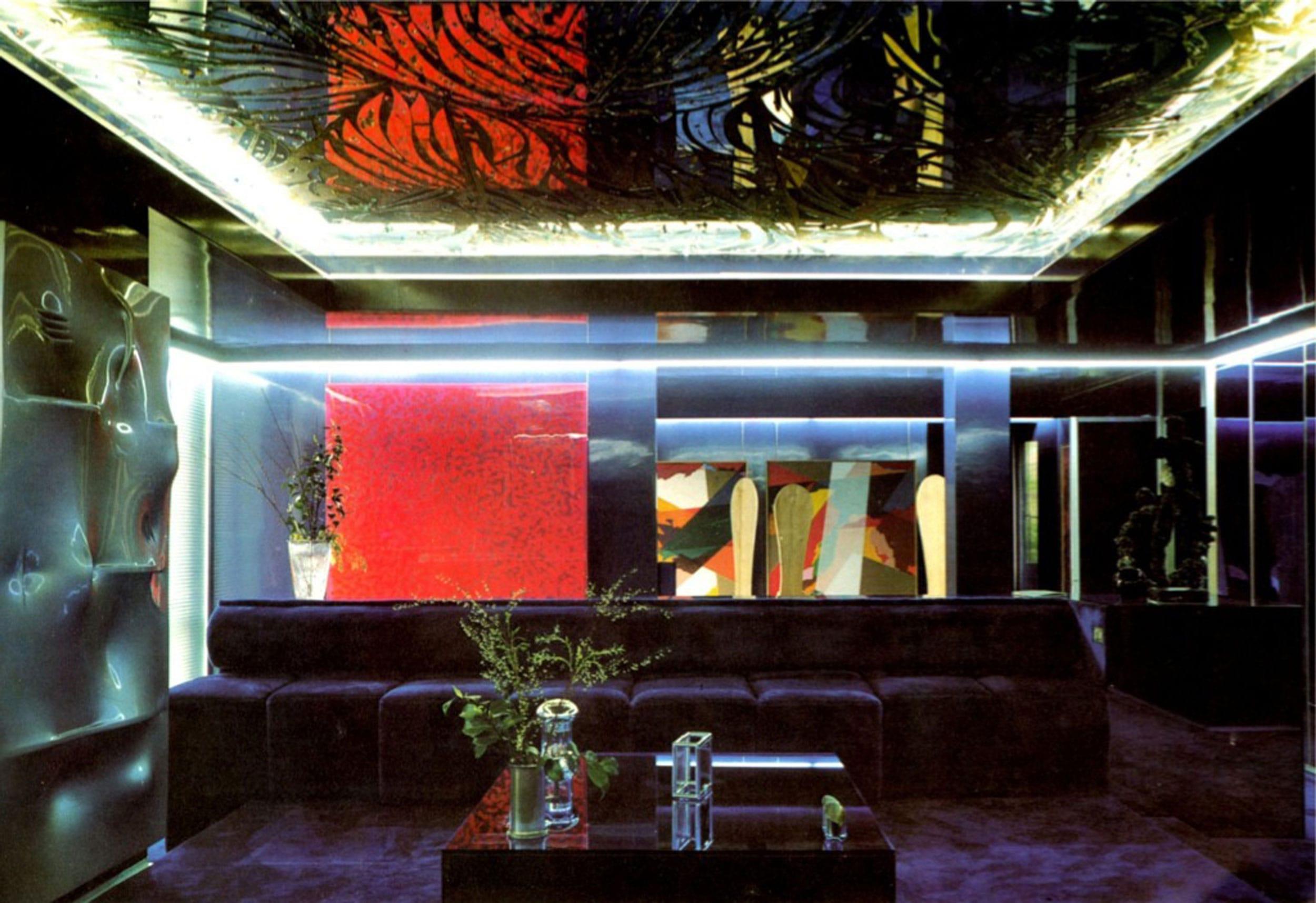 Nanda Vigo: Opere abitate da opere 1959-1972